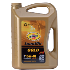 try - LONG LIFE DIESEL GOLD SAE 15W-40 API CI-4/SL