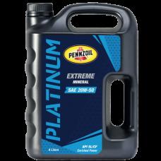 PLATINUM EXTREME 20W50 SL/CF