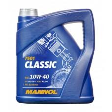 MANNOL Classic 10W-40 API SN/CH-4